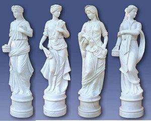 圆柱石材雕刻机-石雕人像.jpg