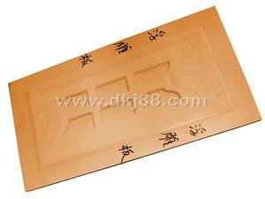 木工雕刻样品-浮雕木门